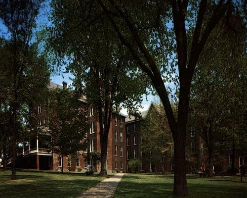Founders Hall Postcard