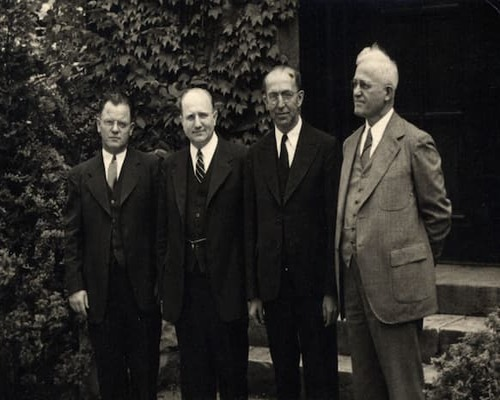 Rev's Cisney, Statler, Detweiler, Tobias Henry, Cloyd Omo Collection