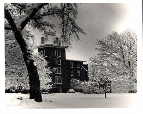 Founders Hall 1987