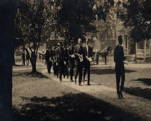 Commencement 1915
